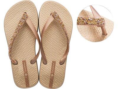 IPANEMA Damen Flip Flops Glam Special FEM Braun