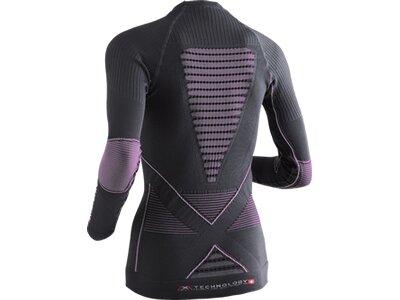 X-BIONIC Damen Shirt LADY ACC_EVO UW SHIRT Grau