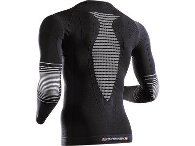 X-BIONIC Herren Shirt MAN ENERGIZER MK2 UW Schwarz