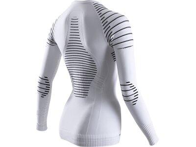 X-BIONIC Damen Shirt LADY INVENT UW SHIRT Grau