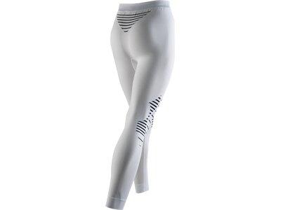 X-BIONIC Damen Tight LADY INVENT UW PANTS LONG Silber