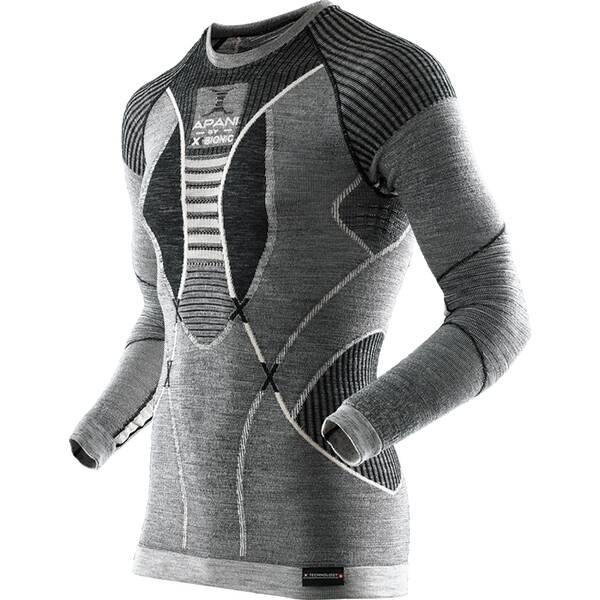 X-BIONIC Herren Shirt APANI MERINO BY FASTFLOW