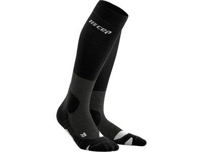 CEP Damen Hiking Merino Socks Schwarz