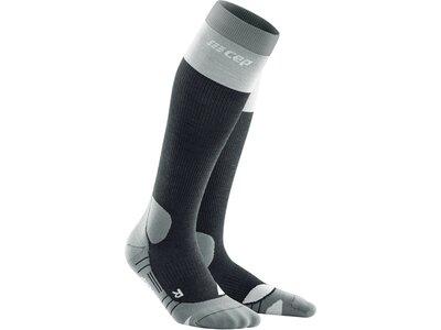 CEP Damen Hiking Light Merino Socks Schwarz