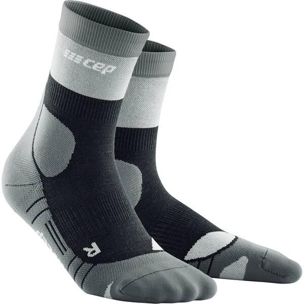 CEP Herren Hiking Light Merino Mid Cut Socks