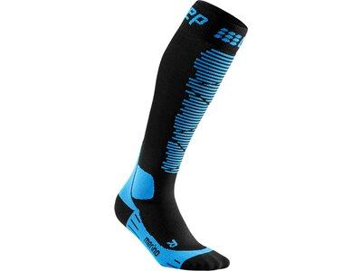 CEP Herren Ski Merino Socks Schwarz