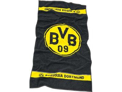 BVB-Duschtuch Emblem Gelb