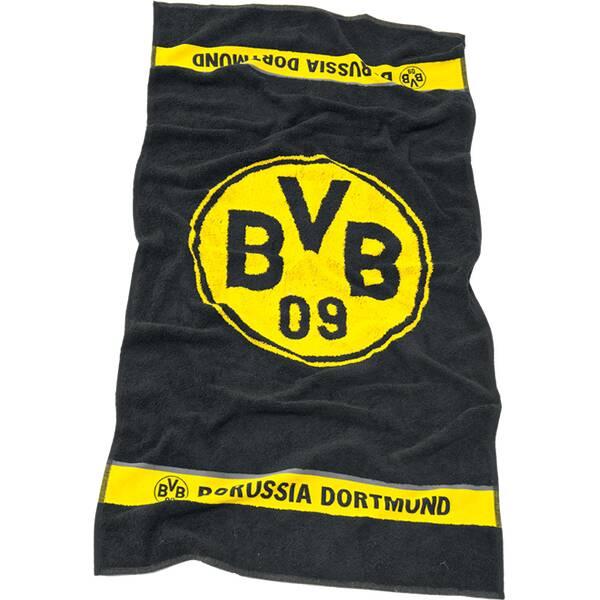 BVB-Duschtuch Emblem
