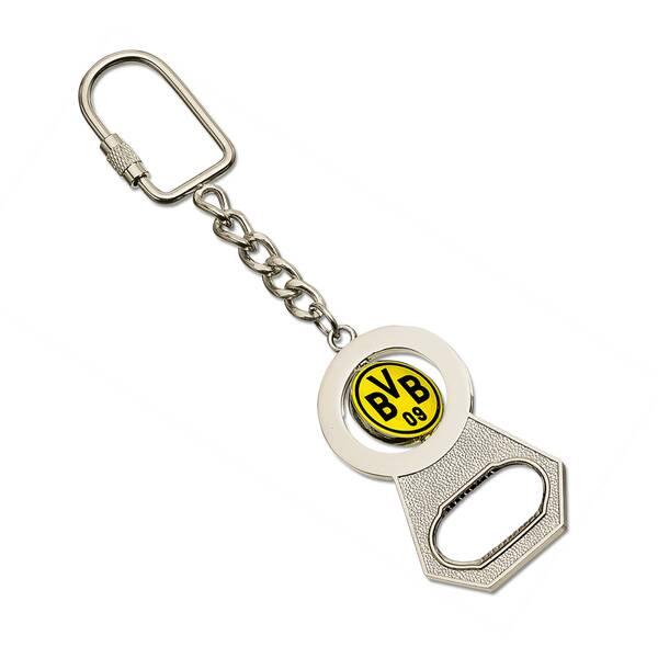BVB-Schlüsselanhänger mit Flaschenöffner
