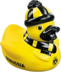 BVB-Badeente mit Mütze