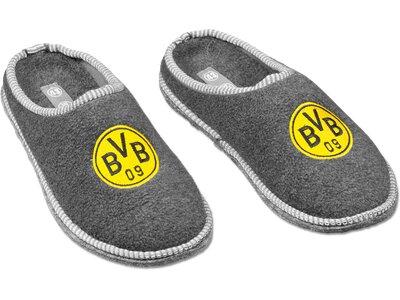 BVB-Filzpantoffeln Gelb