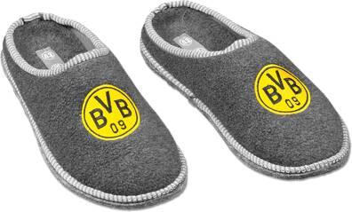 BVB-Filzpantoffeln