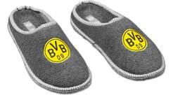 Vorschau: BVB-Filzpantoffeln