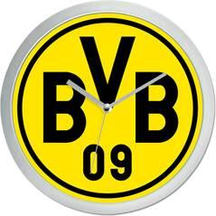 BVB-Wanduhr
