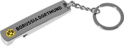 BVB-Schlüsselanhänger m. Flaschenöffner