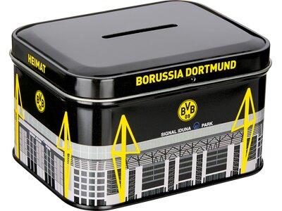 BVB-Metallspardose Gelb