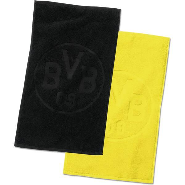 BVB-Gästehandtücher Emblem (2 Stück)