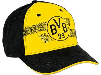 Borussia-Dortmund Kappe Gelb