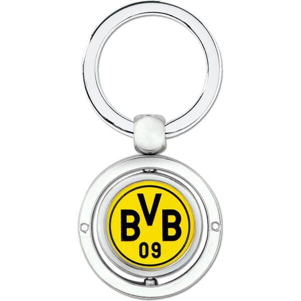 BVB 09 BVB-Schlüsselanhänger in Gelb