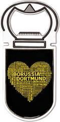 BVB-Flaschenöffner mit Herz