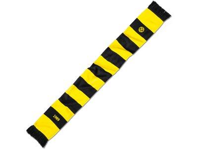 BVB-Schal mit Blockstreifen Gelb