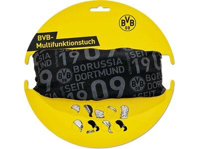 BVB-Multifunktionstuch Schwarz