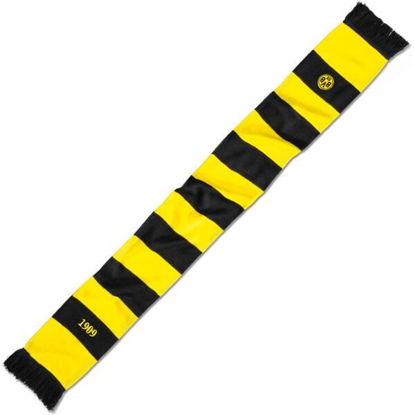 BVB-Schal mit Blockstreifen