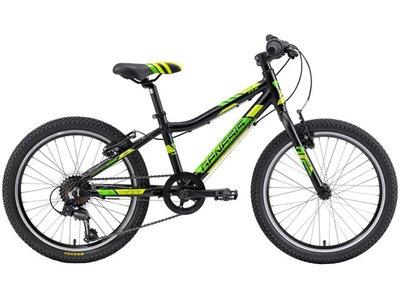 GENESIS MX 20 Boy, MTB 20 Schwarz