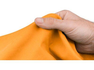 SEA TO SUMMIT Handtuch DryLite Towel Small Orange Grau