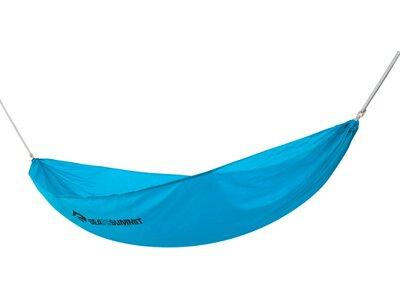 SEA TO SUMMIT Hängematte Hammock Set Pro Single Lime Blau