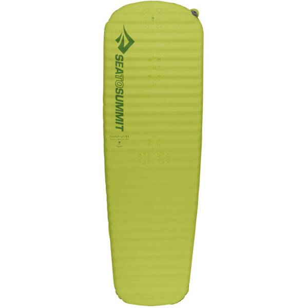 SEA TO SUMMIT Selbstaufblasende Schlafmatte Comfort Light Self Inflating Mat Large Green