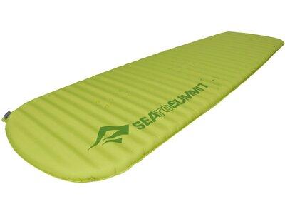 SEA TO SUMMIT Selbstaufblasende Schlafmatte Comfort Light Self Inflating Mat Large Green Grün