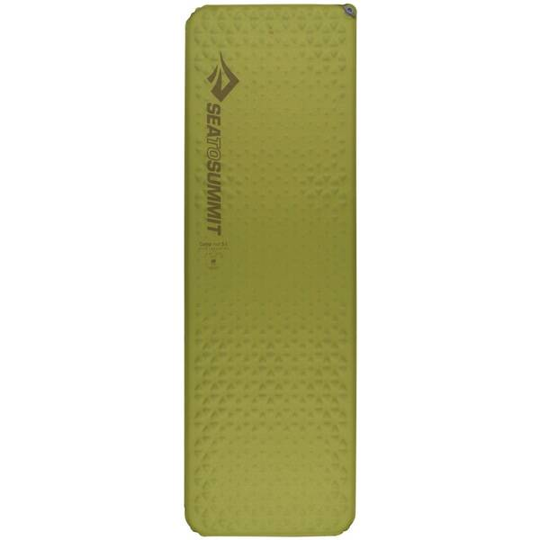 SEA TO SUMMIT Selbstaufblasende Schlafmatte Camp Mat Self Inflating Mat Rectangular Large Olive