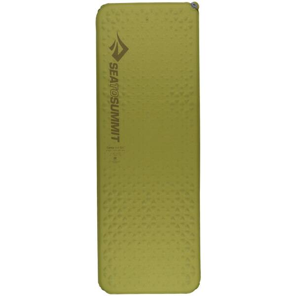 SEA TO SUMMIT Selbstaufblasende Schlafmatte Camp Mat Self Inflating Mat Rectangular Regular Wide Oli