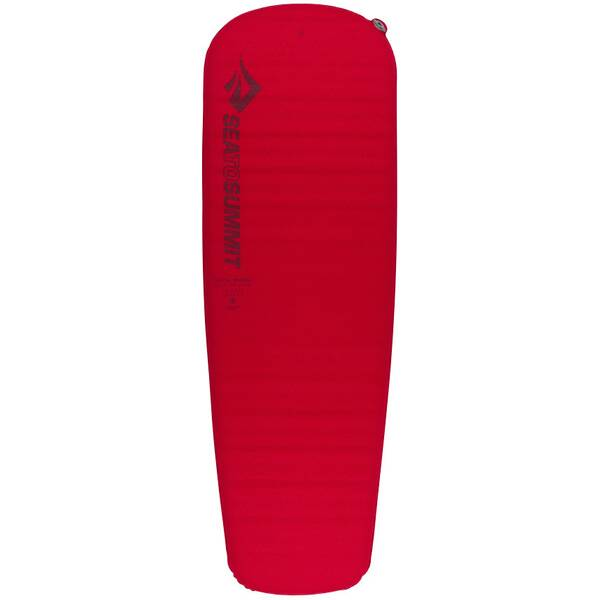 SEA TO SUMMIT Selbstaufblasende Schlafmatte Comfort Plus Self Inflating Mat Large Red