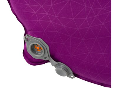 SEA TO SUMMIT Selbstaufblasende Schlafmatte Comfort Plus Self Inflating Mat Womens Large Grape Lila