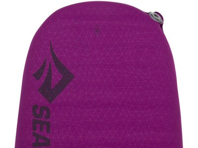 SEA TO SUMMIT Selbstaufblasende Schlafmatte Comfort Plus Self Inflating Mat Womens Regular Grape Lila