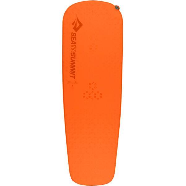 SEA TO SUMMIT Selbstaufblasende Schlafmatte UltraLight Self Inflating Mat Large Orange