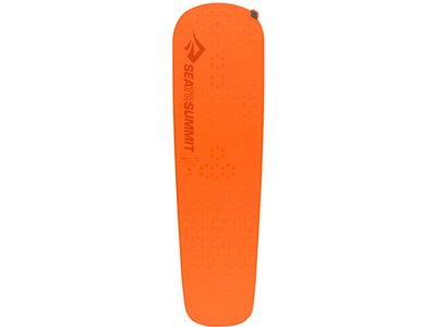 SEA TO SUMMIT Selbstaufblasende Schlafmatte UltraLight Self Inflating Mat Regular Orange Orange