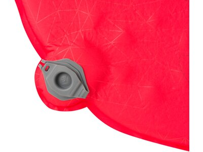 SEA TO SUMMIT Selbstaufblasende Schlafmatte Ultralight Self Inflating Mat Women's Large Coral Rot