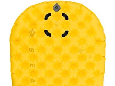SEA TO SUMMIT Luftmatratze UltraLight Air Mat Large Yellow Gold