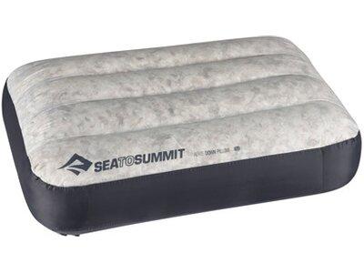 SEA TO SUMMIT Reisekissen Aeros Down Pillow Large Grey Grau