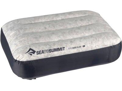 SEA TO SUMMIT Reisekissen Aeros Down Pillow Regular Grey Silber