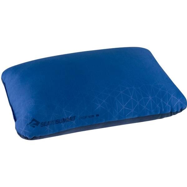 SEA TO SUMMIT Reisekissen FoamCore Pillow Large Navy Blue