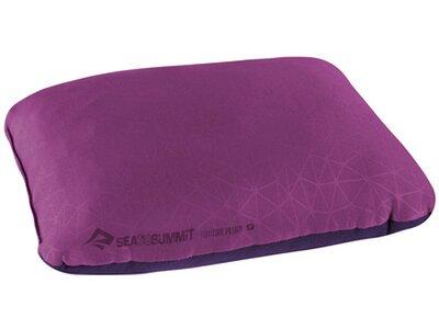 SEA TO SUMMIT Reisekissen FoamCore Pillow Regular Magenta Lila