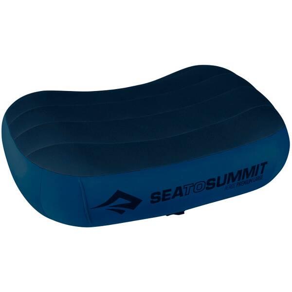 SEA TO SUMMIT Reisekissen Aeros Premium Pillow Large Lime