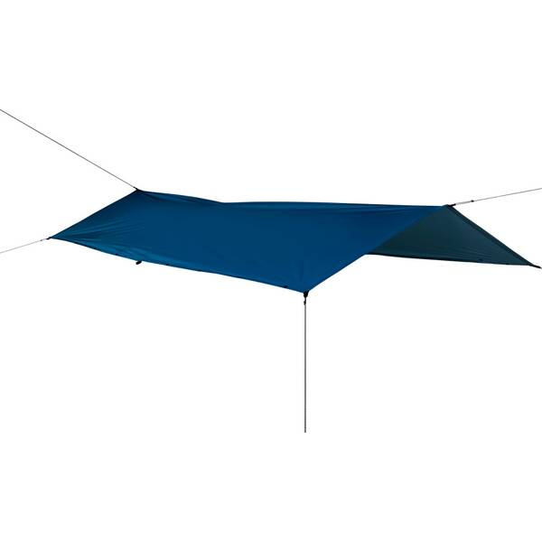 SEA TO SUMMIT Regenschutz 70D Tarp Poncho Blue Blue