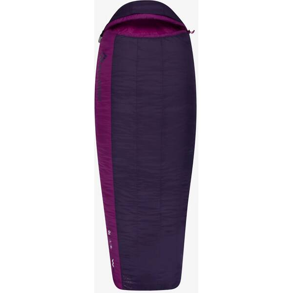 SEA TO SUMMIT Synthetikschlafsack Quest QuII - Women's Regular Blackberry / Grape