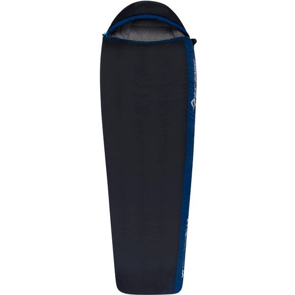 SEA TO SUMMIT Synthetikschlafsack Trailhead ThIII Regular Midnight / Cobalt