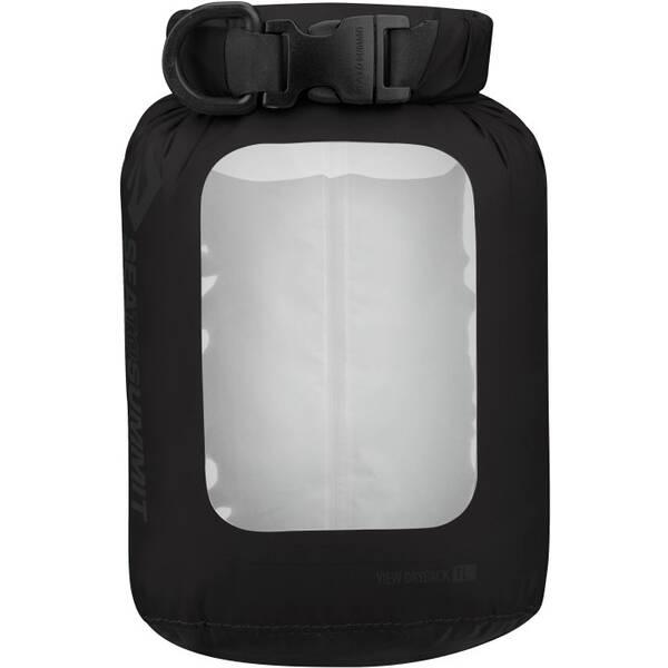 SEA TO SUMMIT Tasche View Dry Sack - 1 Liter Black